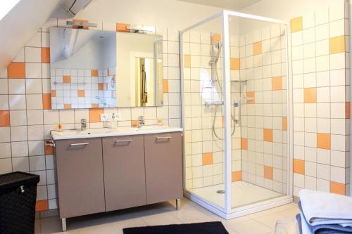 badkamer, huren, gite